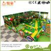 Cour de jeu d'intérieur de forêt avec le terrain de jeux doux de jouets de matériel/enfant de stationnement de Ce/Amustment