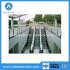Nuevo diseño y precio al aire libre de la escalera móvil de la fabricación de China