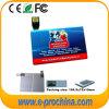 O cartão conhecido feito sob encomenda de negócio deu forma à movimentação do flash do USB, movimentação magro fina da pena do cartão de crédito do metal, vara relativa à promoção da memória do USB do cartão