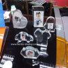 Mini armature magnétique acrylique claire en gros de photo (BTR-U1017)