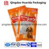 Напечатанный таможней мешок упаковки еды собаки собственной личности стоящий пластичный