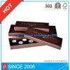 Rectángulo de papel del chocolate de encargo, rectángulo de regalo, caja de embalaje