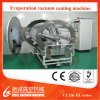 Machine en aluminium métallisée de métallisation sous vide d'évaporation/machine en plastique de Metalllizer