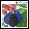 125kHz/13.56MHz Toegangsbeheer Blauwe RFID Keyfob