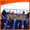 Foam Pitの子供Outdoor Trampoline