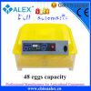 مصغّرة 48 بيضة محسنة عمليّة بيع حارّة يجعل في الصين