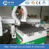 Máquina modelo del ranurador del CNC del Atc del carrusel con el eje de rotación de Italia Hsd y el bloque de la perforación del orificio