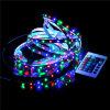 Indicatore luminoso impermeabile della corda della striscia di festa 3528 LED di natale