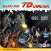 El mejor equipo interactivo del cine de la diversión 7D de la familia