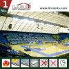 スポーツホールのバドミントン/テニスコートカバースケートリンクのスケートのリンクのための18X36mの多角形のテント