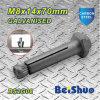 M8ボックスボルトかBoxboltまたはアンカーボックス/Boxboltsのステンレス鋼