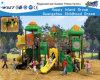 トウモロコシ機能屋外の子供の運動場装置Hf11601