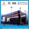 Stage di alluminio Roof Truss con Stage Platform