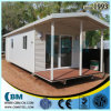 Допустимый Австралия Prefab Container House pH9833-3