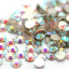 Flaches Back Rhinestones in Bluk SS 30 Crystal AB Non Hot Fix Rhinestone