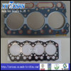 Copper Cylinder Head Gasket for Nissan A12-120y
