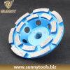 돌 콘크리트 (S-DCW-1011)를 위한 다이아몬드 컵 바퀴