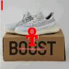 2017 avec des originaux Yeezy de cadre 350 chaussures de course de la poussée V2 à vendre des femmes d'hommes 100% Sply-350 initial Yeezys folâtre le transport gratuit de chaussures