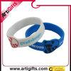 Wristband variopinto divertente del silicone del migliore venditore