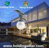 Indicatore luminoso solare della parete del giardino del LED con il comitato del monocristallo