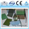 vidro reflexivo colorido de 4-12mm com o certificado do ISO do Ce