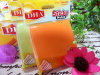 Sticky colorido Notes Post It Pad em Square Shape (DH-9703)