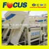 Смеситель высокоскоростного твиновского вала Js1000 строительного оборудования конкретный
