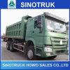 Caminhão de descarregador do veículo com rodas de Sinotruk HOWO 6X4 10 para a venda