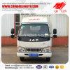 Nieuwe Voorwaarde 3 van de Bestelwagen Ton van de Vrachtwagen van de Doos met ABS Remmend Systeem