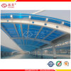 Yuemei Hollow Polycarbonate Sheet for Bus Station Toiture Matériau