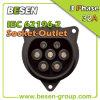 Soquete do IEC 62196-2