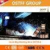 Alambre de soldadura de acero sólido Cobre-Revestido de China para las industrias
