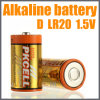 Iec 2014 Standard Super Power Alkaline Dry Battery D/Lr20 1.5V