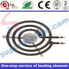 Elemento riscaldante tubolare dei riscaldatori della stufa