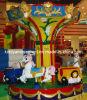 Carousel coloré Merry vont Round pour Shopping Mall