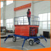 De hydraulische Lift van het Platform van de Schaar van de Aanhangwagen