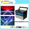 свет рождества лазера приспособления зрелищности репроектора лазера 5W RGB