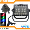 20PCS 15W Rgbaw 5in1 Outdoor LED Stage PAR Light