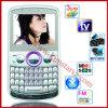 Мобильный телефон Q10 шипучки двойной SIM WiFi TV