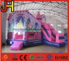 Castle Bouncer王女警備員Bouncer House Inflatable王女の王女