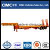 Cimc 3 차축 최고 질 50 톤 낮은 침대 트레일러