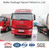 camion-citerne aspirateur de poudre de Flyash de l'euro 4 de 35.2cbm FAW avec le moteur diesel