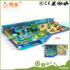 Campo de jogos interno da corrediça plástica do estilo do oceano