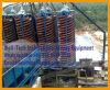 Máquina da transformação mais ulterior do minério da ilmenite com diagrama de fluxo