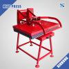Máquina semiautomática de la prensa del traspaso térmico del formato grande