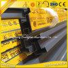 Barandilla decorativa de aluminio del perfil del balcón 6063 T5