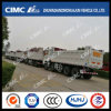 Carro de vaciado de Shacman 8*4 con 345-420HP