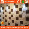 가정 훈장 PVC 목욕탕을%s 방수 3D 벽면