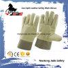 Gant de travail de sécurité du travail de cuir de meubles de peau de vache