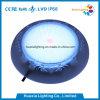 Expoxy ha riempito l'indicatore luminoso subacqueo fissato al muro della piscina del LED